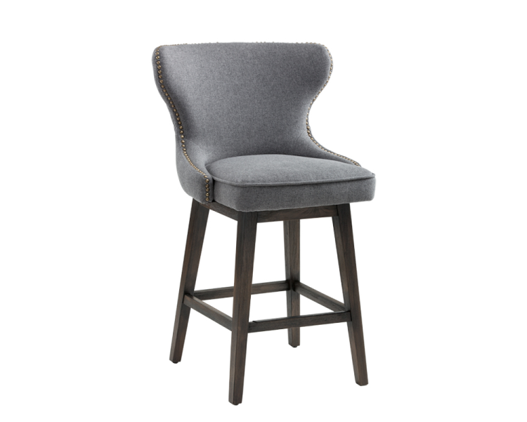 Dark Grey stool